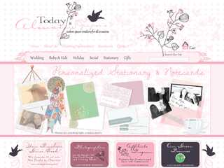 Today and Always Paperie