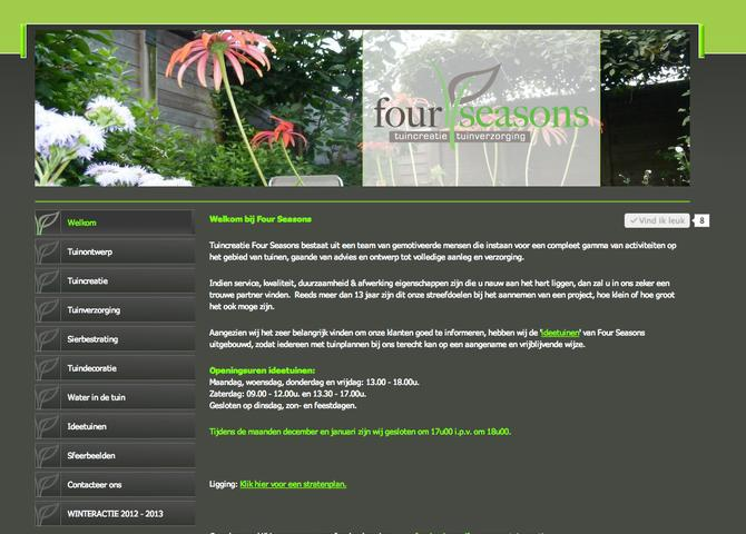 Four Seasons Tuincreatie