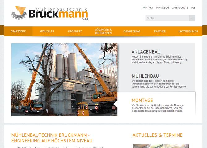 Mühlenbautechnik Bruckmann GmbH