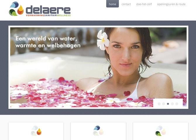 Delaere - verwarming, sanitair, wellness