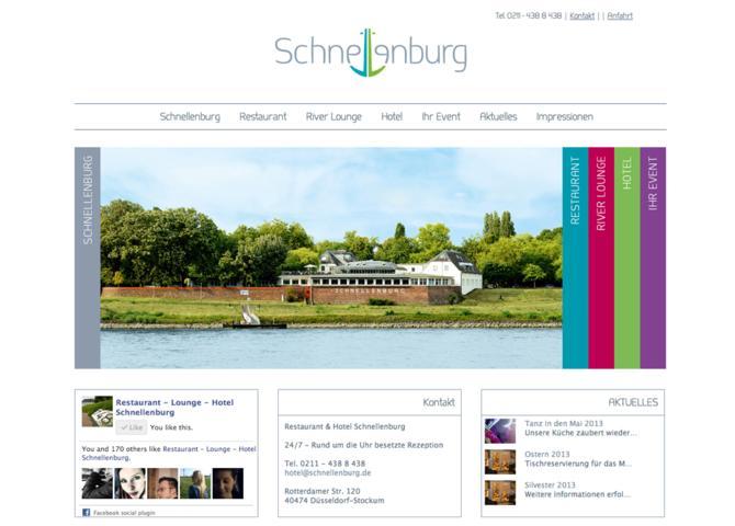 Schnellenburg - Hotel - Restaurant - Lounge