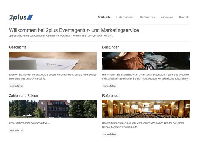 2plus Eventagentur und Marketingservice GmbH
