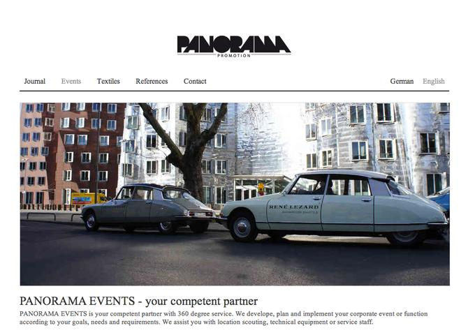 Panorama Promotion