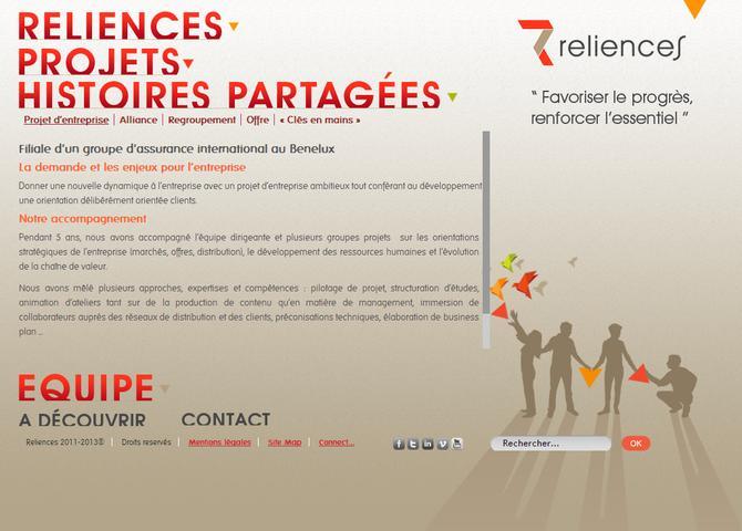 Reliences