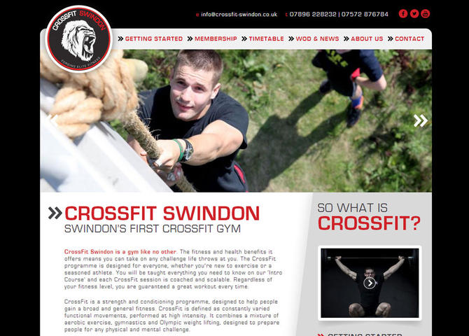 CrossFit Swindon
