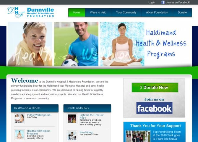 Dunneville Hospital and Healthcare Foundation