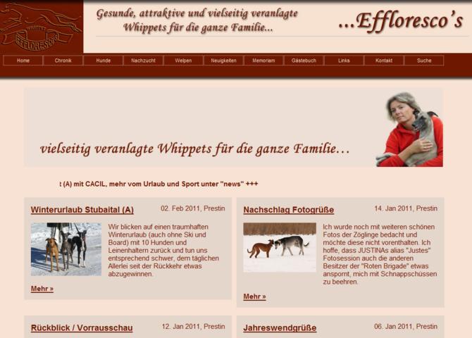 Effloresco's Whippets