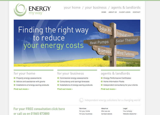 Energy My Way - Independent Energy Solutions