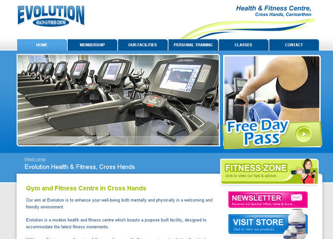 Evolution Health & Fitness Centre