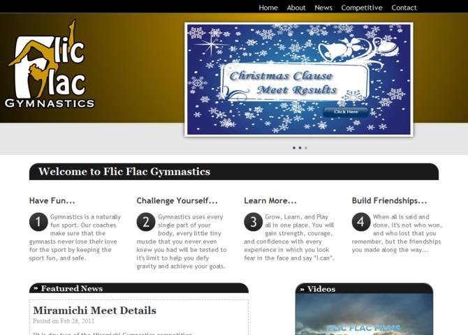 Flic Flac Gymnastics