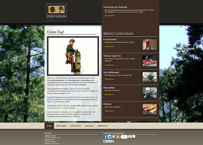 Forst und Baum