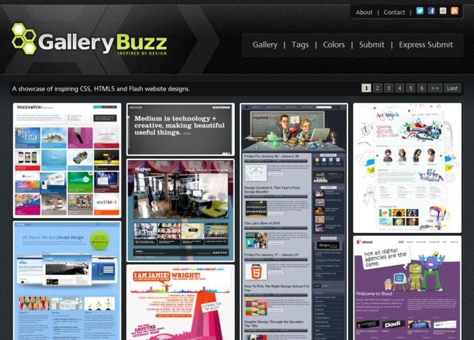 Gallery Buzz