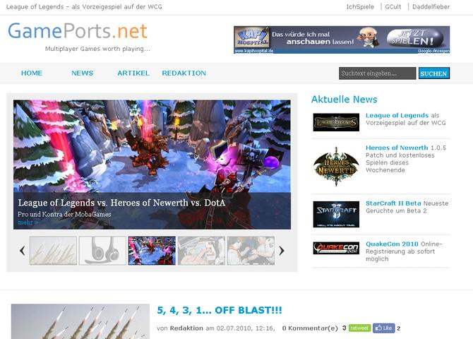 GamePorts.net