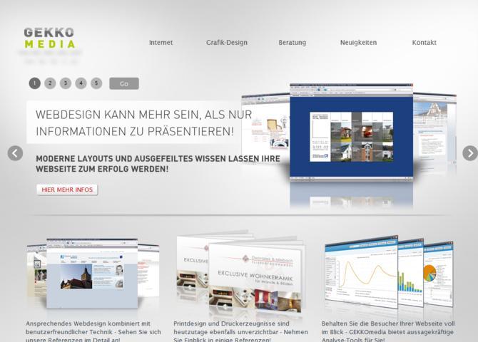 GEKKOmedia - MediaDesign