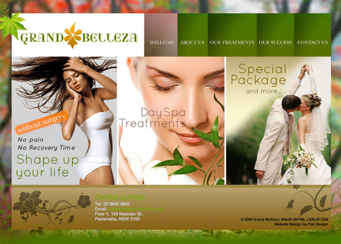 Grand Belleza Beauty Clinic & Oriental Day Spa