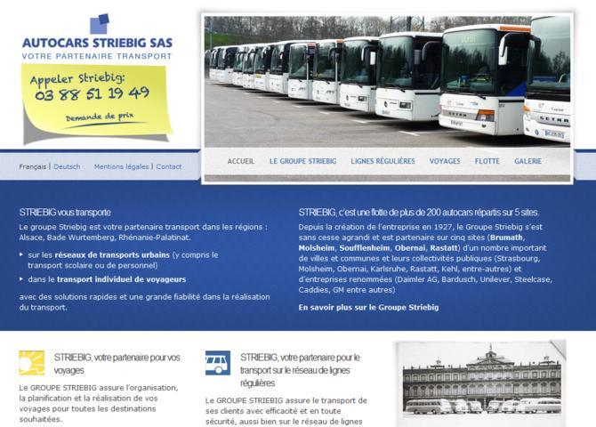 Striebig Autocars & Bus
