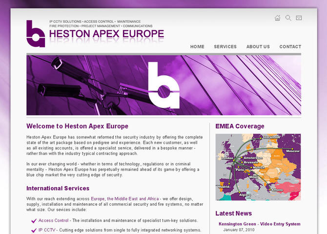 Heston Apex Europe