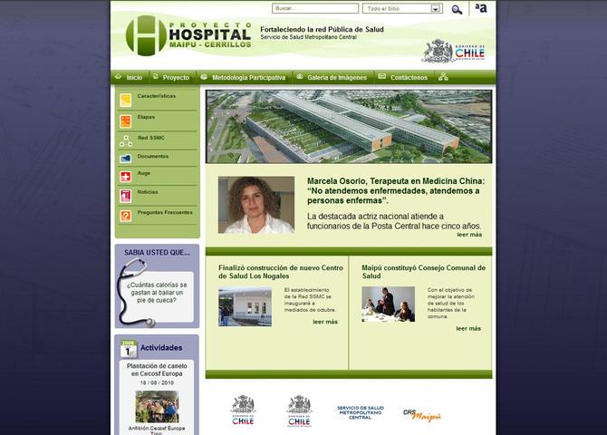 Hospital de Maipú