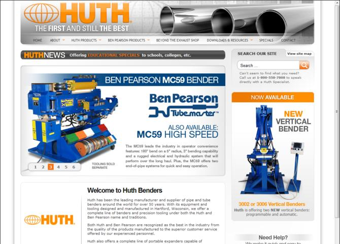 Huth Benders Inc.