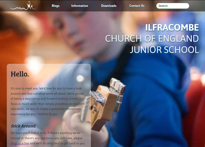 Ilfracombe Church of England Junior School