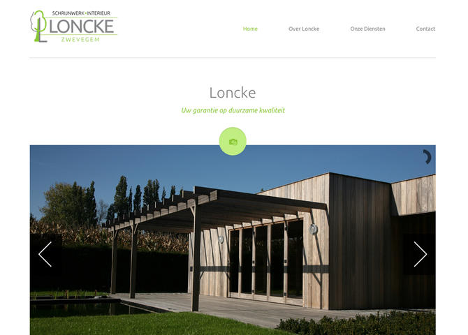 Interieur-Schrijnwerk Loncke
