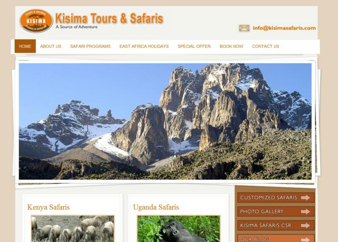 Kisima Tours and Safaris