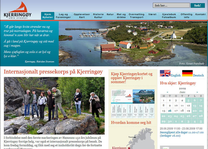 Kjerringøy - a real adventure