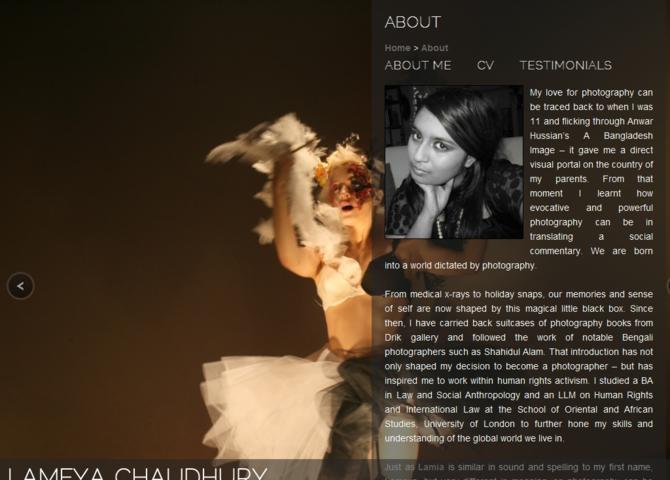 Lameya Chaudhury Photography