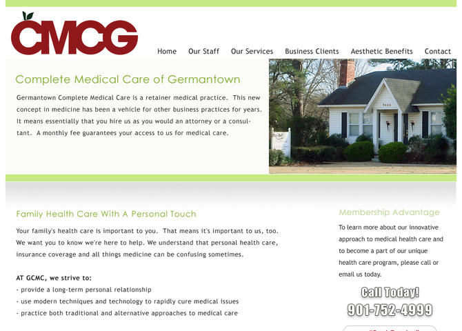 Family Health Care | Complete Medical Care Germantown, TN