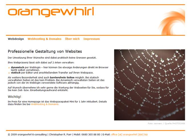 orangewhirl it-consulting