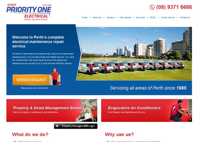 Priority One Electrical