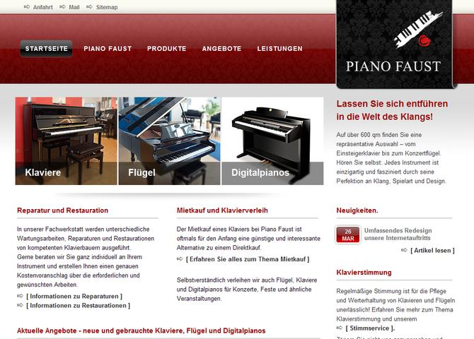 Piano Faust