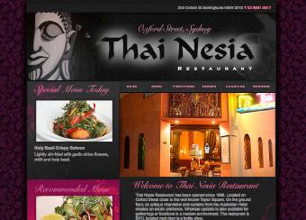 Thai Nesia Restaurant Sydney