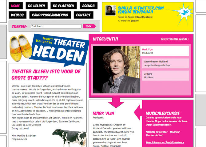 Noord-Hollandse Theaterhelden