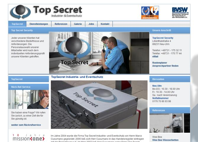 TopSecret Security