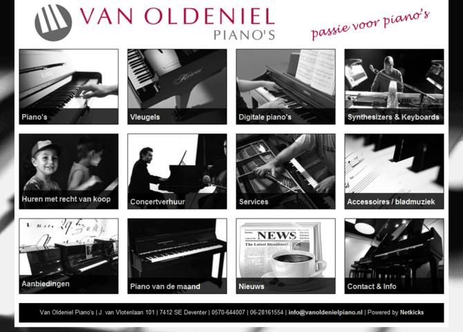 Van Oldeniel Piano's