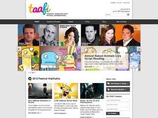 TAAFI - The Toronto Animated Arts Festival International