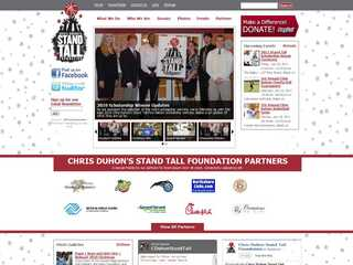 Chris Duhon's Stand Tall Foundation