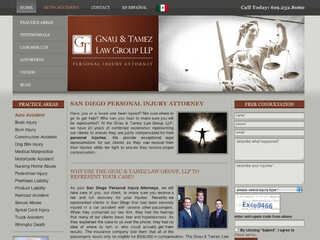 San Diego Personal Injury Attorney
