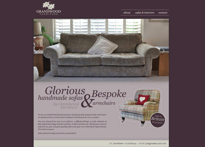 Grandwood Premium Sofas and Interiors
