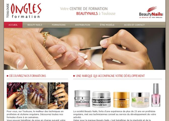 Toulouse Ongles Formation